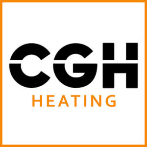 CGH Heating Glasgow Logo