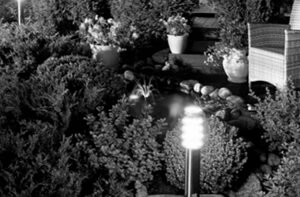 Outdoor lighting Glasgow