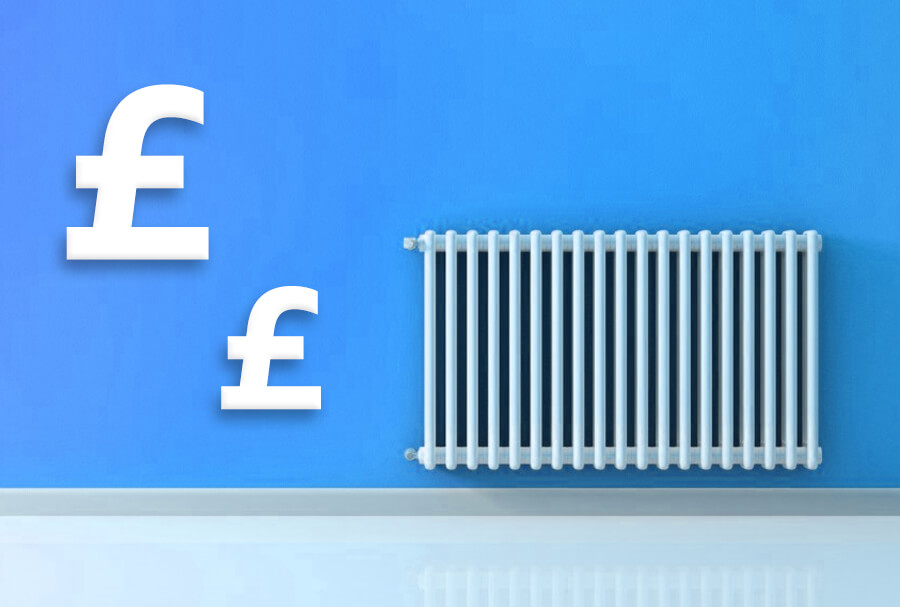 Central heating quote