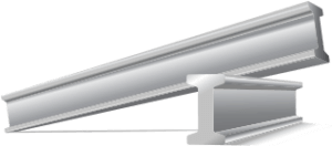 ibeam used in construction for support